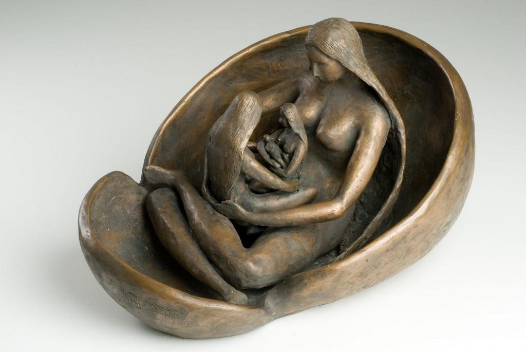 Scultura bronzo 03